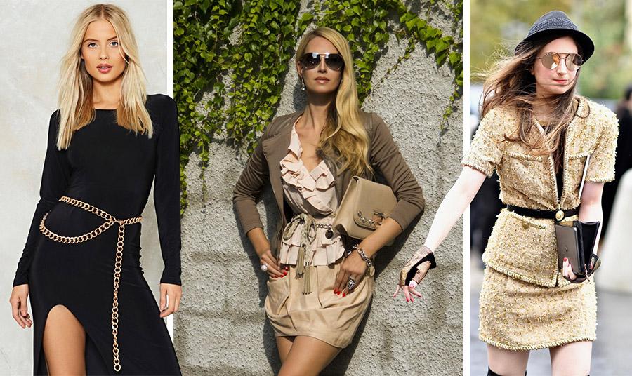 Φοριούνται πολύ ωραία πάνω οποιοδήποτε φόρεμα, σακάκι ή ταγιέρ