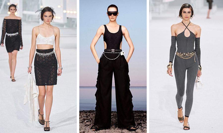 Στην τάση πρωτοστατεί ο οίκος Chanel με πληθώρα προτάσεων για την άνοιξη και το καλοκαίρι