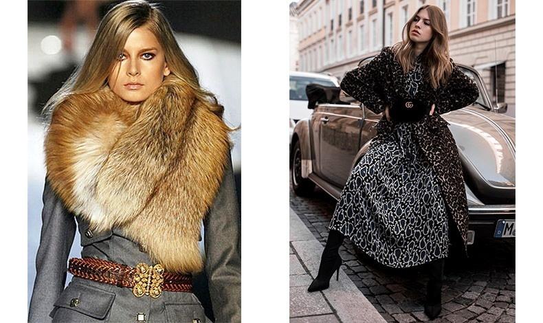 Μία εντυπωσιακή ζώνη χαρίζει στιλ σε οποιοδήποτε παλτό // Δώστε έμφαση στο φαρδύ μακρύ παλτό σας με μια χαρακτηριστική design ζώνη