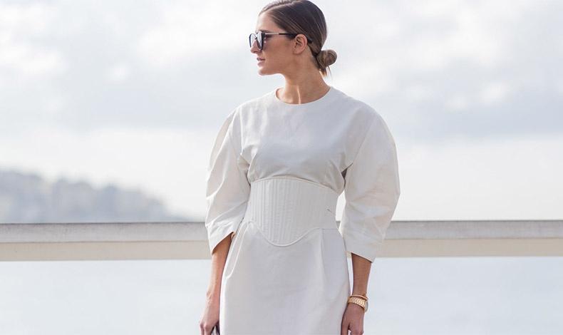 Ζώνη - κορσές: Να πώς θα την φορέσετε!