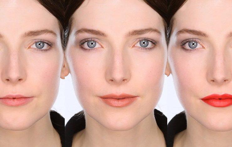Η μαγική συμβουλή για να δείχνουν τα λεπτά χείλη πιο ζουμερά!
